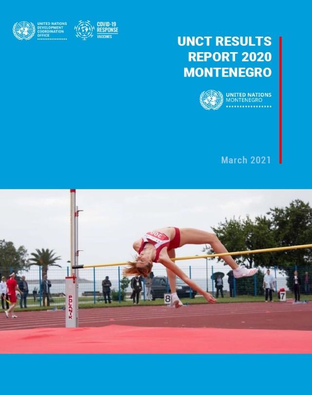 UNCT Montenegro 2020 Results Report
