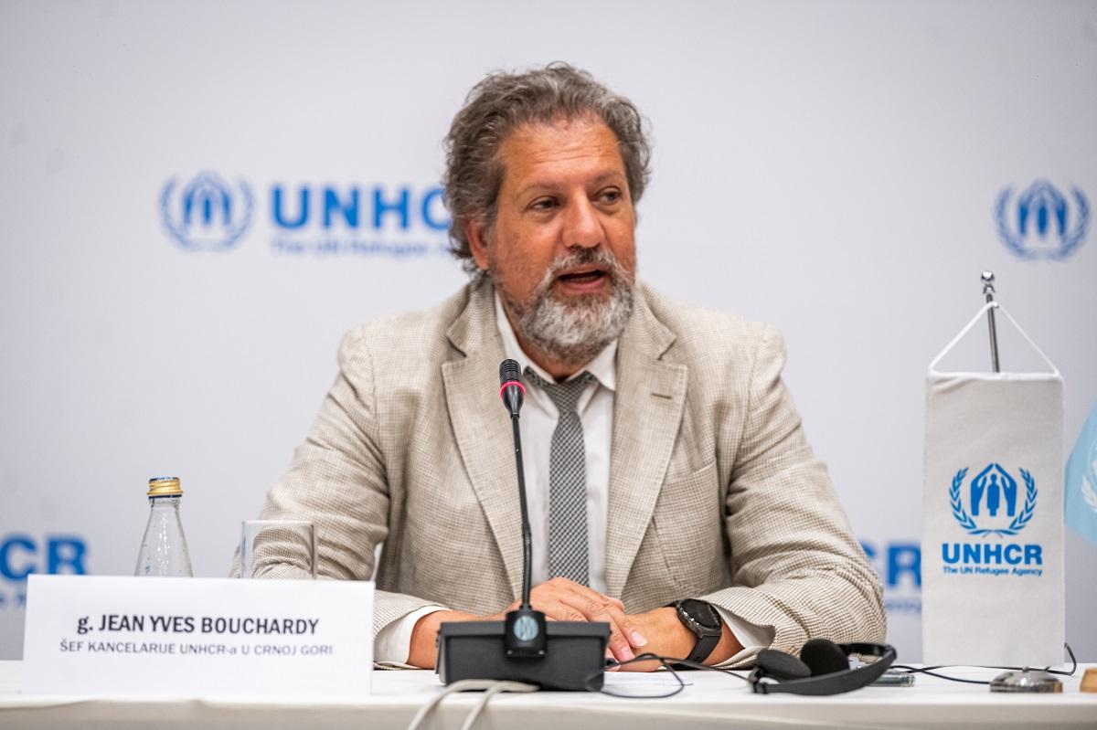 UNHCR Representative to Montenegro