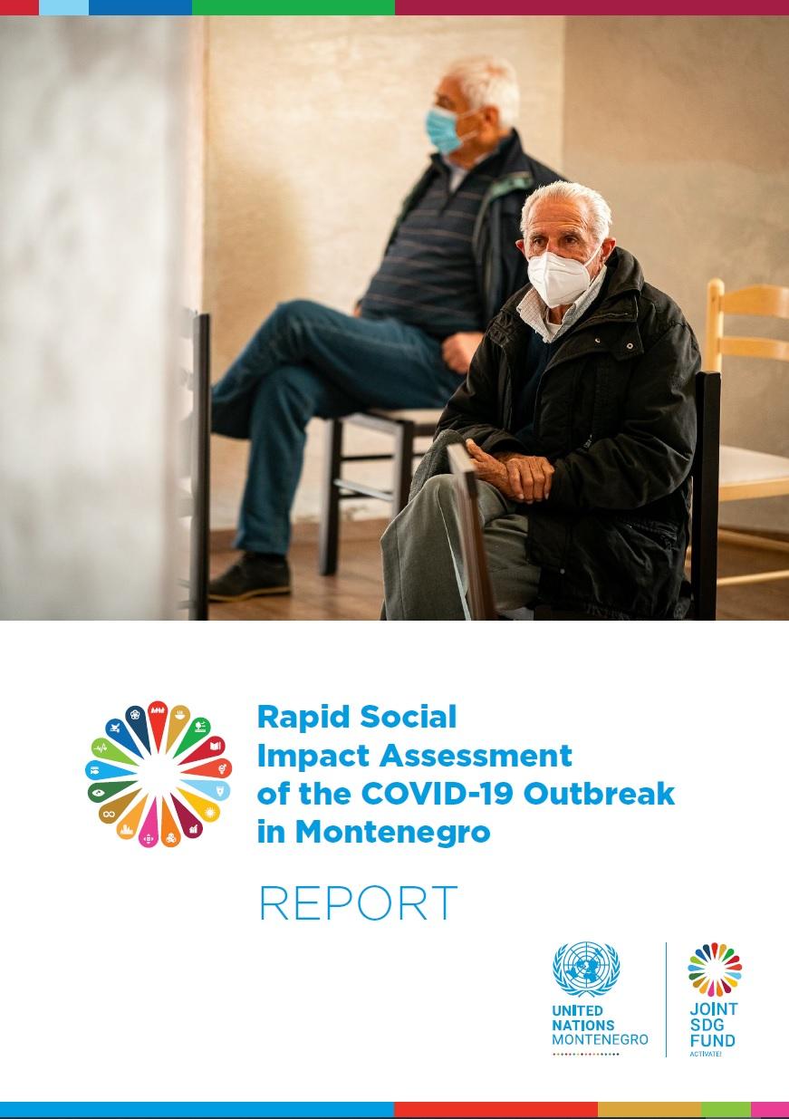 Rapid Social Impact Assessment of the COVID-19 Outbreak in Montenegro - September 2021